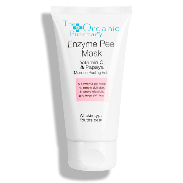 Enzyme Peel Mask With Vitamin C & Papaya - The Clean Beauty Edit