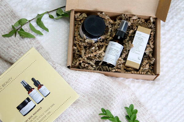 Discovery Box - Radiance - The Clean Beauty Edit