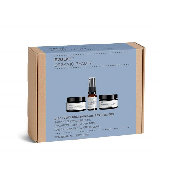 Discovery Box - Skincare Bestsellers - The Clean Beauty Edit