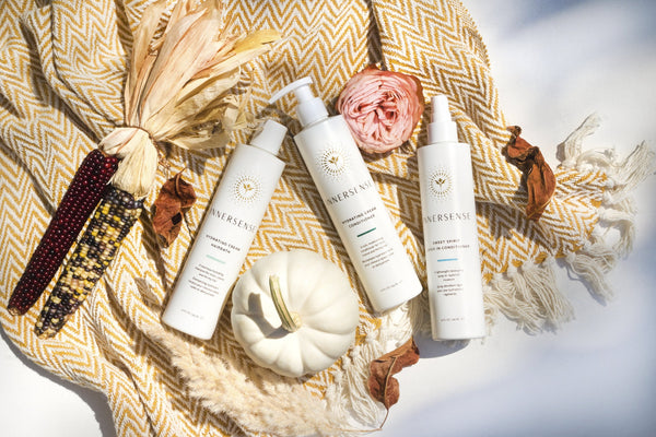 Innersense Organic Beauty Hydrating Range on The Clean Beauty Edit Buy Organic and Natural Haircare Ireland