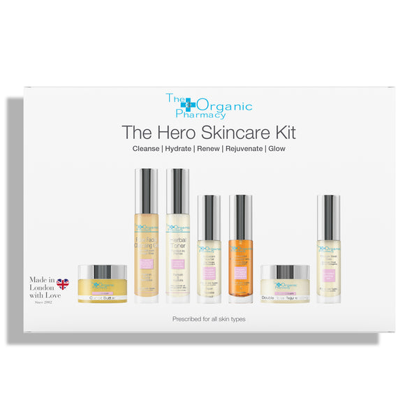 Hero Skin Care Kit - The Clean Beauty Edit