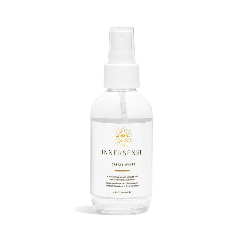 Innersense Organic Beauty I Create Waves on The Clean Beauty Edit Ireland