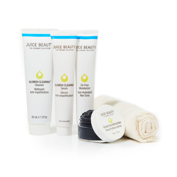 Blemish Clearing Solutions Kit - The Clean Beauty Edit