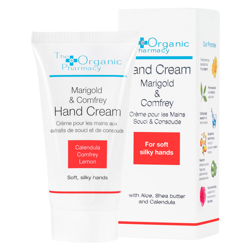Marigold & Comfrey Hand Cream - The Clean Beauty Edit