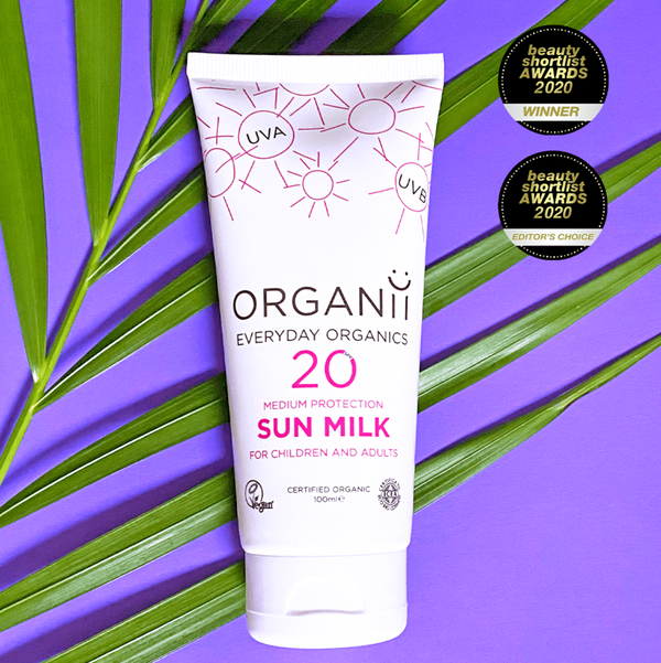 Mineral Sun Milk SPF20 - The Clean Beauty Edit