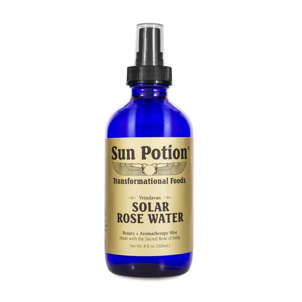 Solar Rose Water - The Clean Beauty Edit