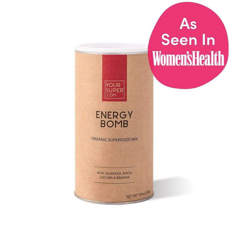 Organic Energy Bomb Mix, 200g - The Clean Beauty Edit