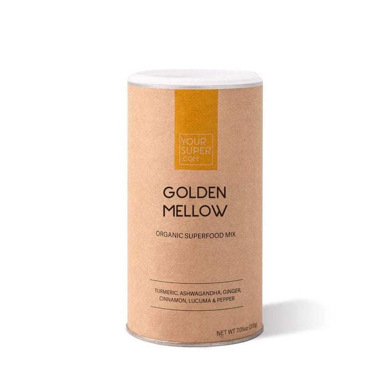 Organic Golden Mellow Mix, 200g - The Clean Beauty Edit
