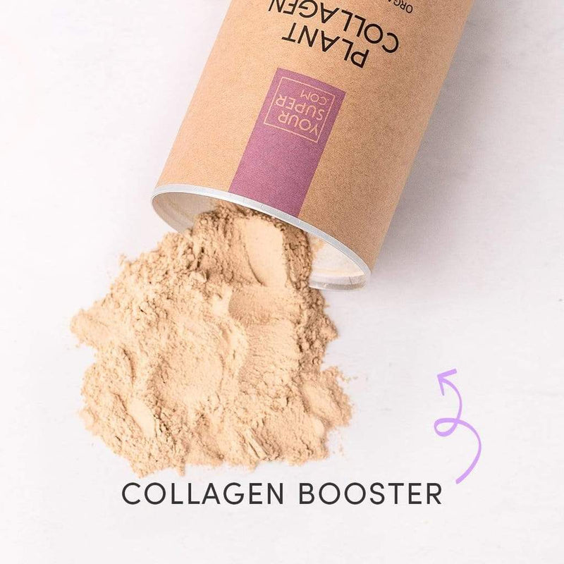 Organic Plant Collagen Mix, 120g - The Clean Beauty Edit