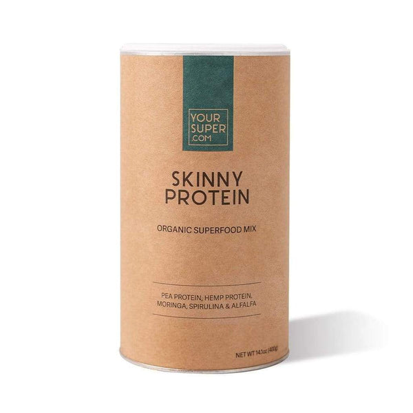 Organic Skinny Protein Mix, 400g - The Clean Beauty Edit