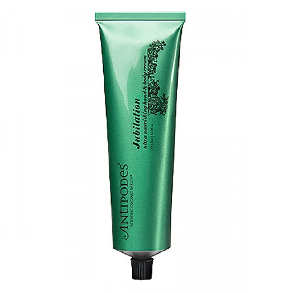 Jubilation Hand & Body Cream - The Clean Beauty Edit