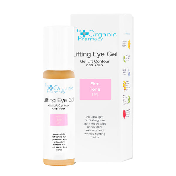Lifting Eye Gel - The Clean Beauty Edit