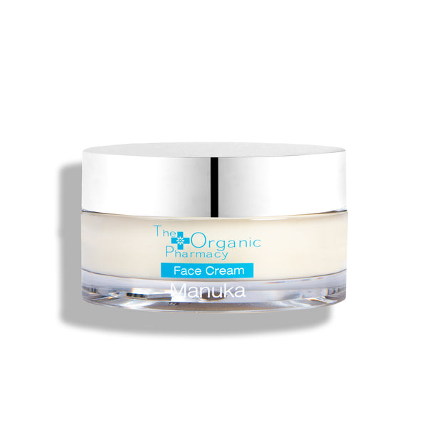 Manuka Face Cream - The Clean Beauty Edit