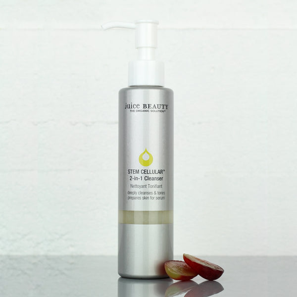 Stem Cellular 2-in-1 Cleanser - The Clean Beauty Edit