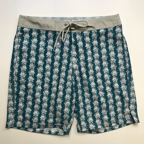 Short kulswimwear octopus