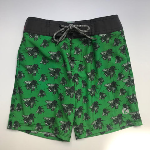 Short kulswimwear fly