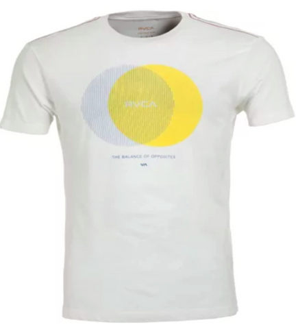 playera RVCA eclipsed