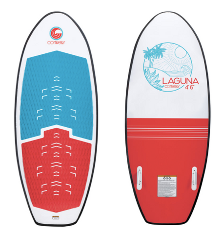Tabla wakesurf Connelly Laguna 4´6""