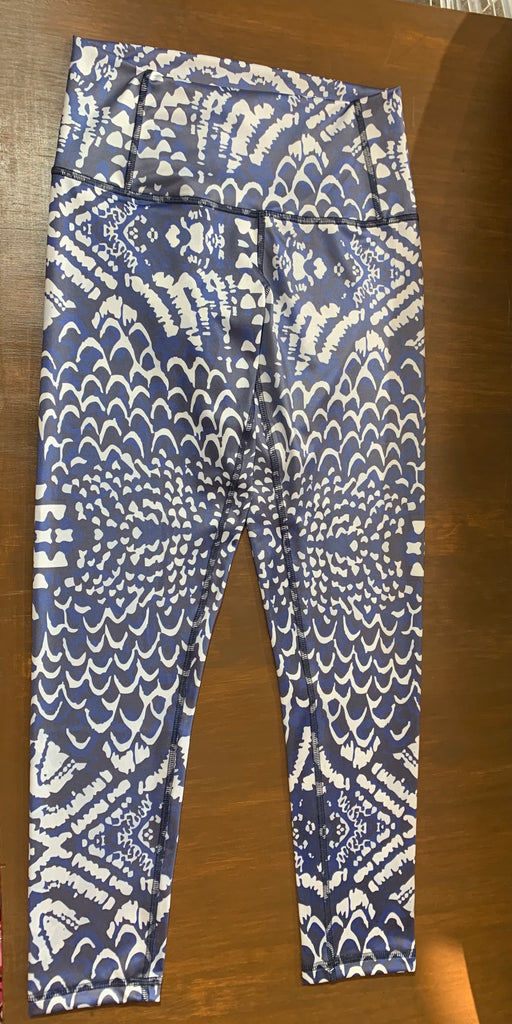 Legging kulswimwear blue bird