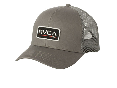 gorra RVCA ticket trucker II