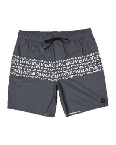 Short RVCA shattered elastic
