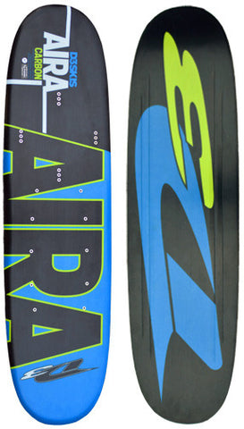 trick D3 aira carbon green 42""