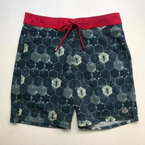 Short kulswimwear bee