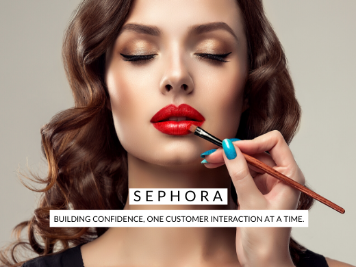 How Sephora Builds Confidence into the Customer Experience
