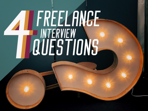 4 Types of Interview Questions to Vet Freelancers