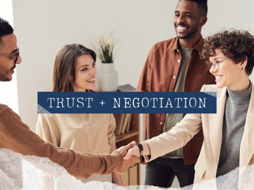 The Art of Building Trust in Business: Negotiations