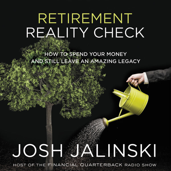 Retirement Reality Check: How to Spend Your Money and Still Leave an Amazing Legacy - Audiobook (Unabridged)