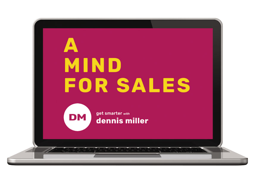 A Mind for Sales-Ecourse: Daily Habits and Practical Strategies for Sales Success