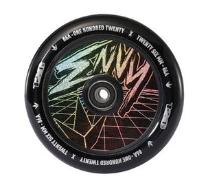 120mm Hologram Wheel - Classic/Black