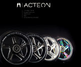 Acteon Wheels