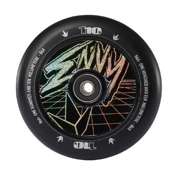 Envy 110mm Hologram Wheel - Classic / Black