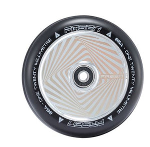 Fasen 120mm Hypno Hollowcore Wheel - Square Chrome