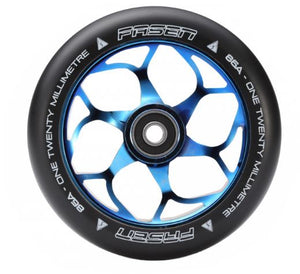 Fasen 120mm Wheel BP/Black