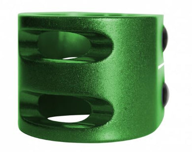 Fasen 2 Bolt Raven Clamp - Green