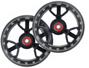 I-Glide Wheels 120mm - Boardwalk Bobber - Available in Standard or Wide