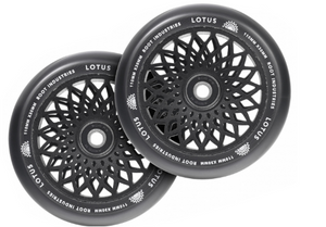 Root Industries Wheels 110mm Lotus (30mm Wide) - Available in 2 Colours