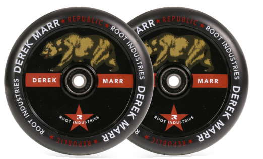 Root Industries Wheels 110mm AIR - Republic - Derek Marr Sig
