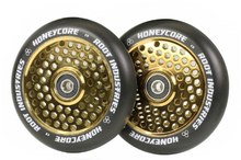 Load image into Gallery viewer, Root Industries Wheels 110mm - Honeycore - Available in 7 Colours
