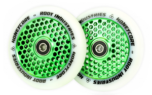 Root Industries Wheels 110mm Honeycore - Available in 7 Colours