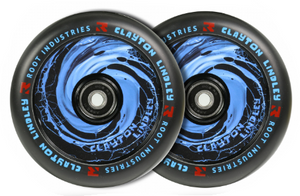 Root Industries Wheels 120mm AIR Spill - Clayton Lindley
