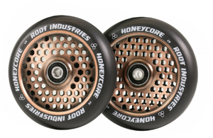 Root Industries Wheels 120mm Honeycore - Available in 12 Colours