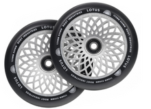 Load image into Gallery viewer, Root Industries Wheels 120mm Lotus (30mm Wide) - Available in Black or Raw