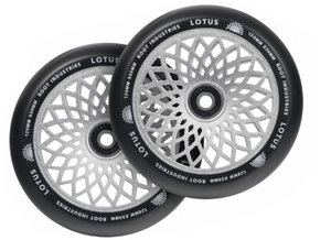 Root Industries Wheels 120mm Lotus (30mm Wide) - Available in Black or Raw