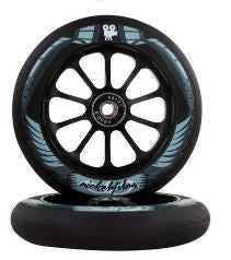 Slik Rik Signature Wheels-Nickehfilms