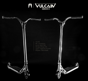Ethic Vulcain Complete Scooter