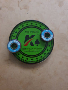Wheel Bearings (King of Spades)